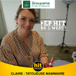 CLAIRE : TATOUEUSE MAMMAIRE