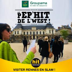 Original : Visiter Rennes en slam !