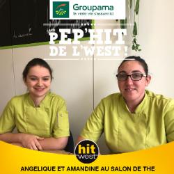 Angelique et Adélaïde : un salon de thé original