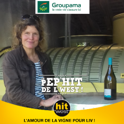 LIV vit sa passion de la vigne en Anjou.